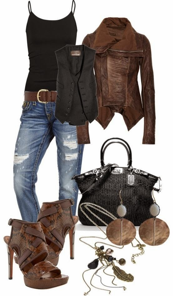 Top 5 Outfits Ideas With Jackets