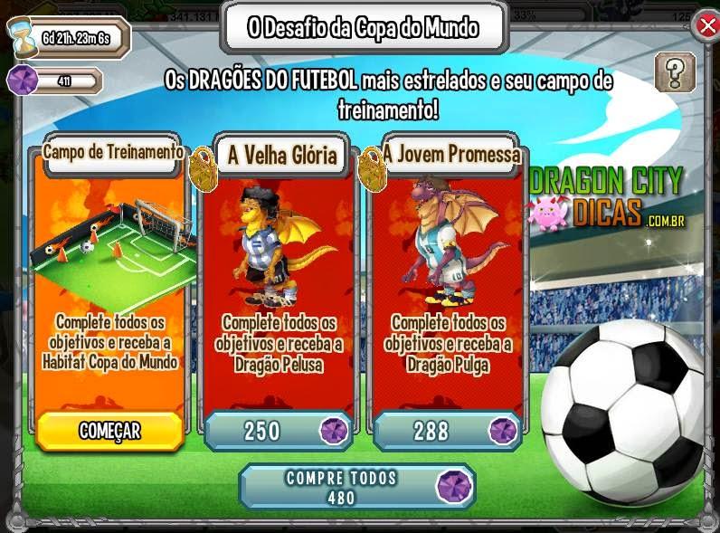 Ilha Copa do Mundo - Segunda Parte - Facebook