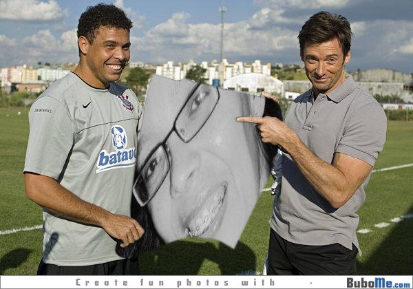 Ronaldo, Ronaldo...