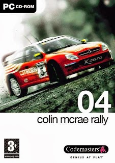 Download Game PC Colin McRae Rally 04 Gratis