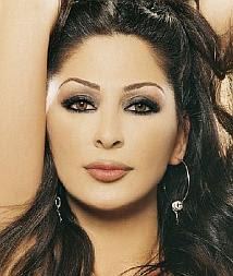 Famous Arabic Singer Picture