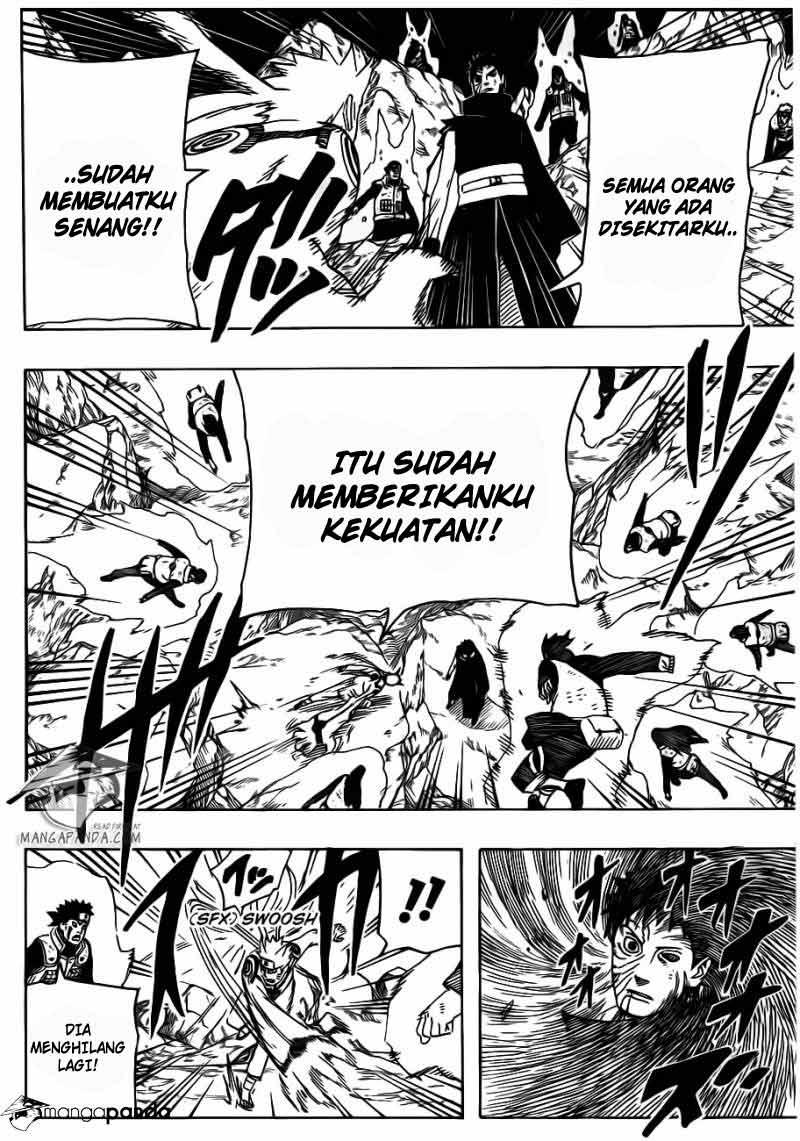 Download dan Baca Komik Naruto Indonesia Chapter 628 - Hari ini Esok dan Seterusnya - ZaOO\u2122