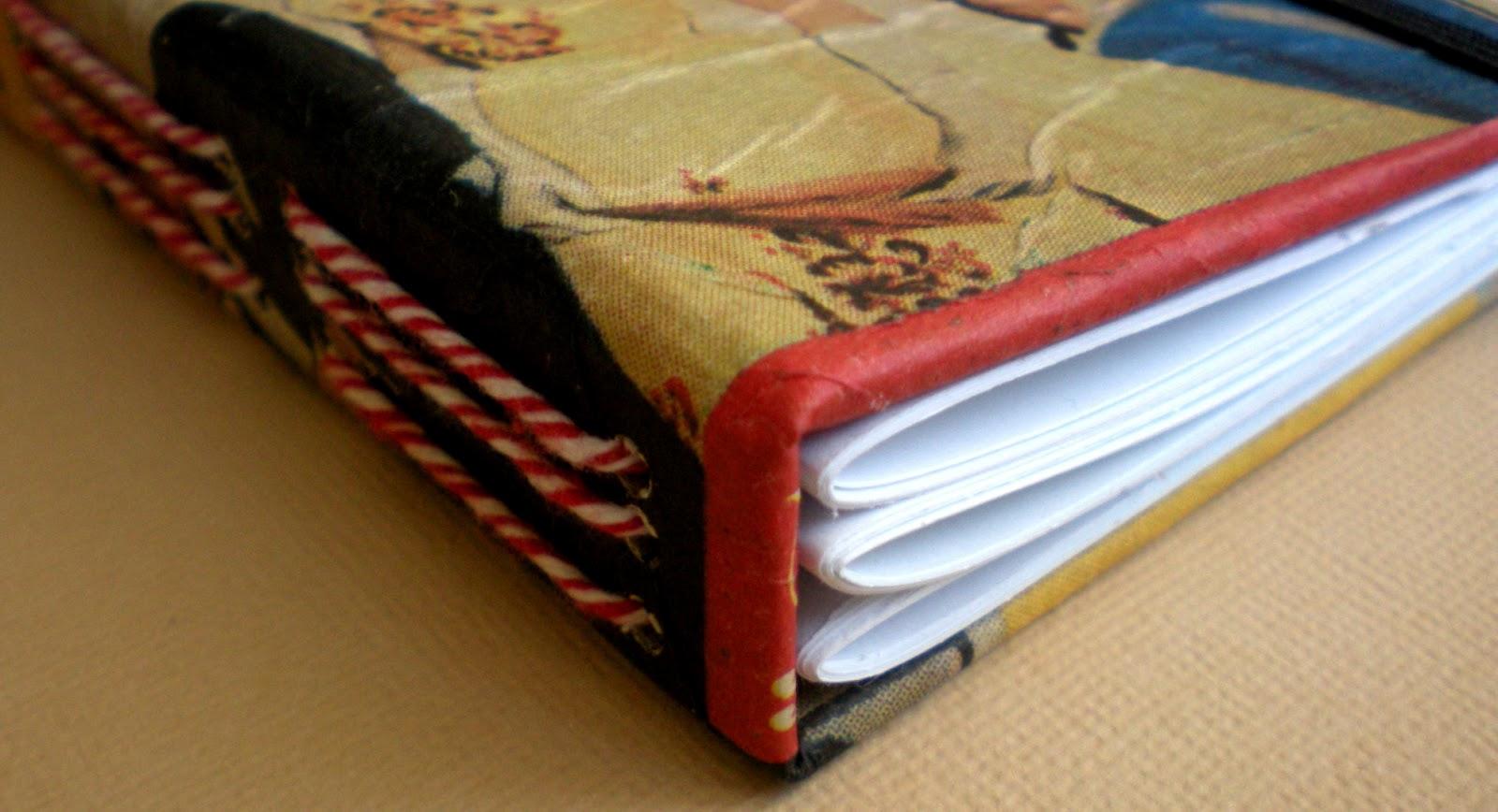 Libreta Scrapbooking