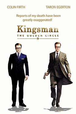 Kingsman The Golden Circle 2017 Full Movie 395MB HDCAM 480p at gamezun.com