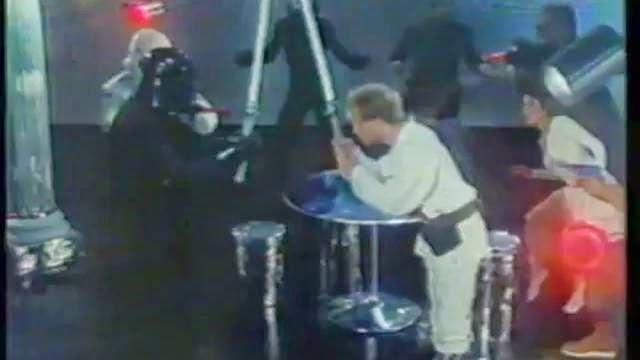 Stars Wars à la télé japonaise, annonce de thon avec Luke, Léia Darth Vader