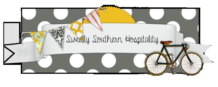 Sweetly Southern Hospitality