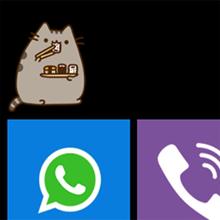 app windows phone pusheen the cat
