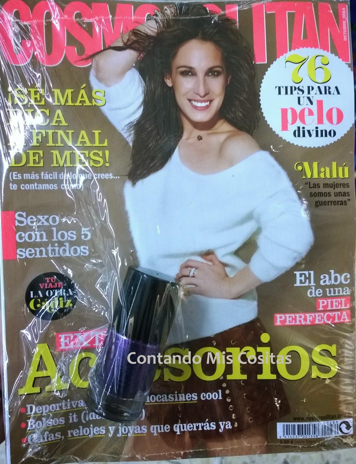 cosmopolitan octubre 2014 catrice