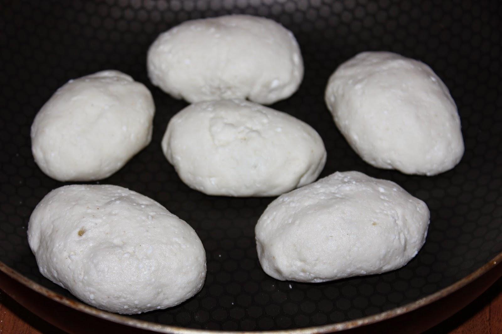 Тесто для жареных пирожков Всегда удачное  кулинарный
