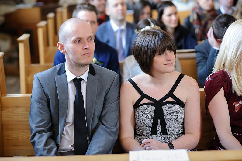 Svečiai vestuvėse