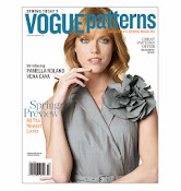 Article published in Vogue Patterns Magazine