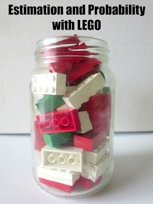 Using LEGO to teach estimation and probability in elementary school