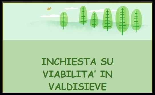 INCHIESTA  SU VIABILITA' IN VALDISIEVE
