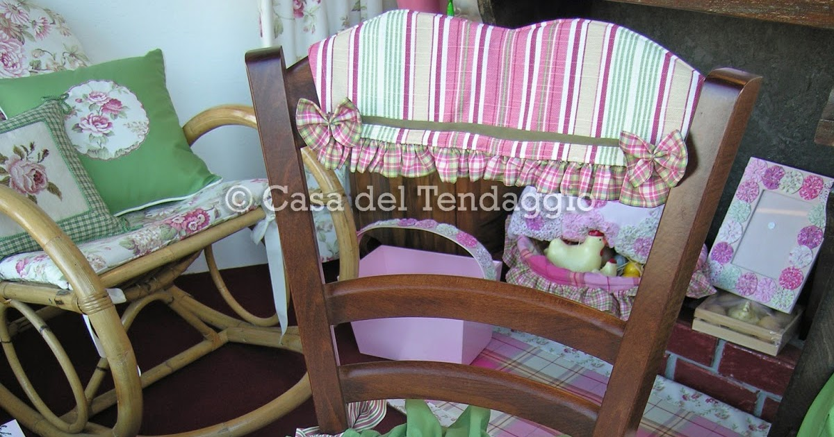 Tendenzialmente country cuscini per sedie for Cuscini country per cucina