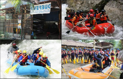 Kampar River White Rafting