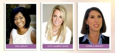 Women in Media Luncheon by Women That Soar with Oprah's Sr. Producer Katy Murphy Davis and WEtv's VP of Development Angela Molloy