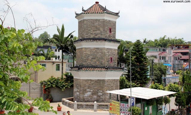 Pagoda Tsui Sing Lau