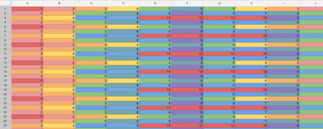 spreadsheet formula color 365patterns