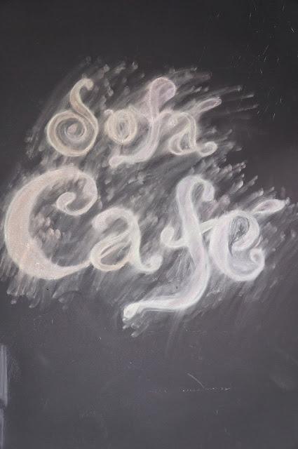 foto 2 - parede com tinta lousa - sofá café - escola são paulo