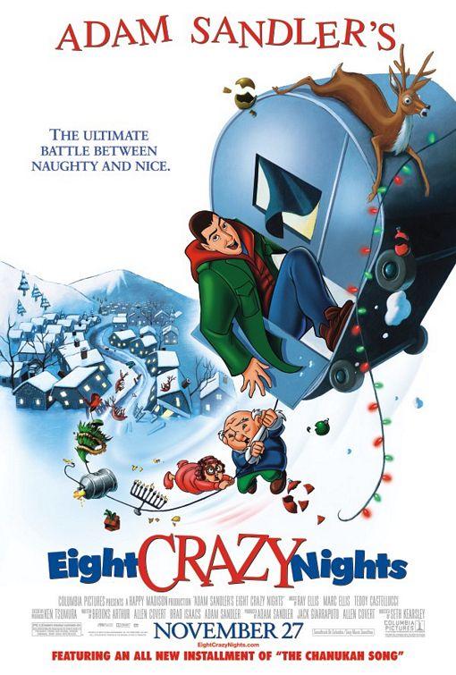 8 crazy nights full movie free online