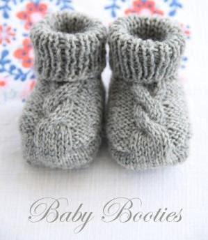 """Babyschuhe """"Stiefelchen"""" stricken - schoenstricken.de"""
