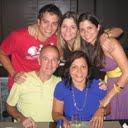 Minha linda família!