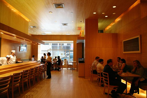 Sushi yasuda new york usa world best hotels and restaurants for Akira japanese cuisine nyc