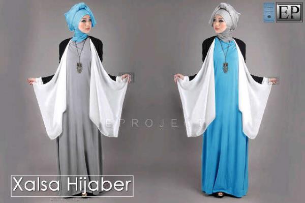 Model baju muslim trendi Suplier baju gamis remaja harga pabrik bandung