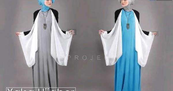 Model Baju Gamis Busana Muslim