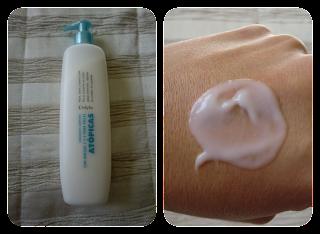 Crema corporal para pieles atópicas Deliplus
