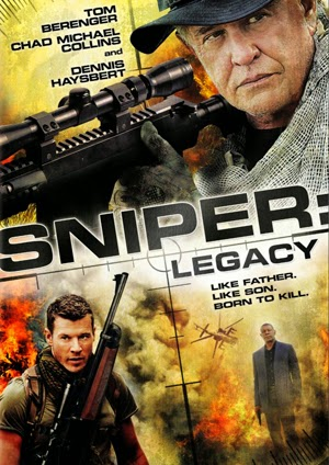 Sniper: Legacy 2014 poster