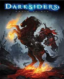 Darksiders PC Capa