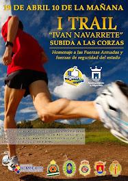 19/04 Trail en Algeciras