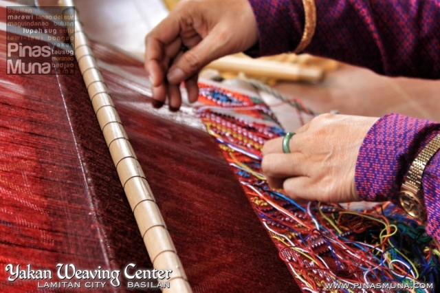 Yakan Weaving in Lamitan Basilan