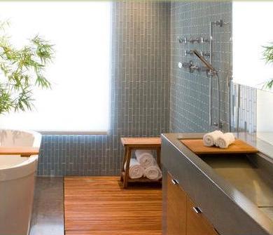 Ba os modernos decoraci n de ba os con ducha Decoracion duchas