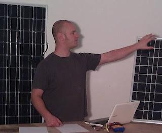 cargar celular con energia solar
