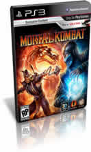 Mortal Kombat 9 PS3