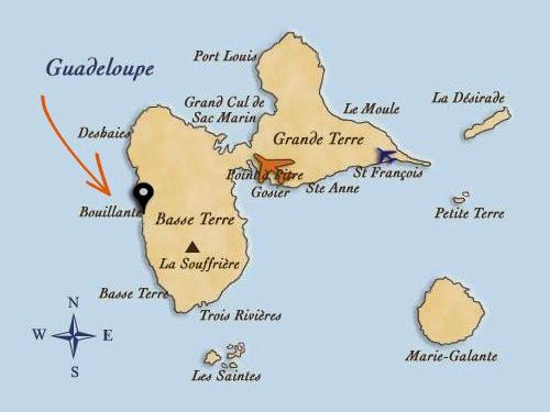 Centre de plongée en Guadeloupe