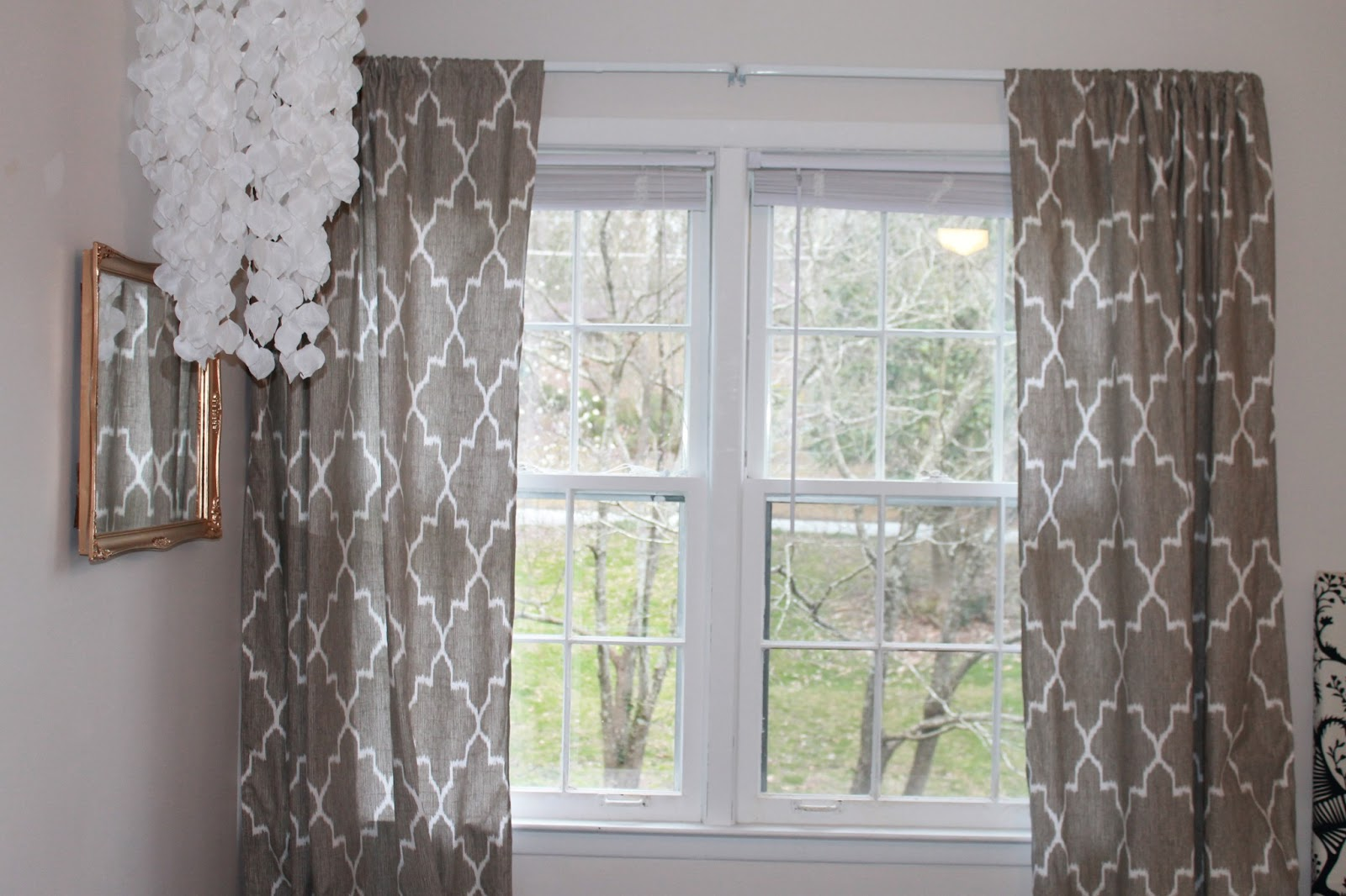 Just for Me...and You: Allie's Curtains {Big Girl Room}