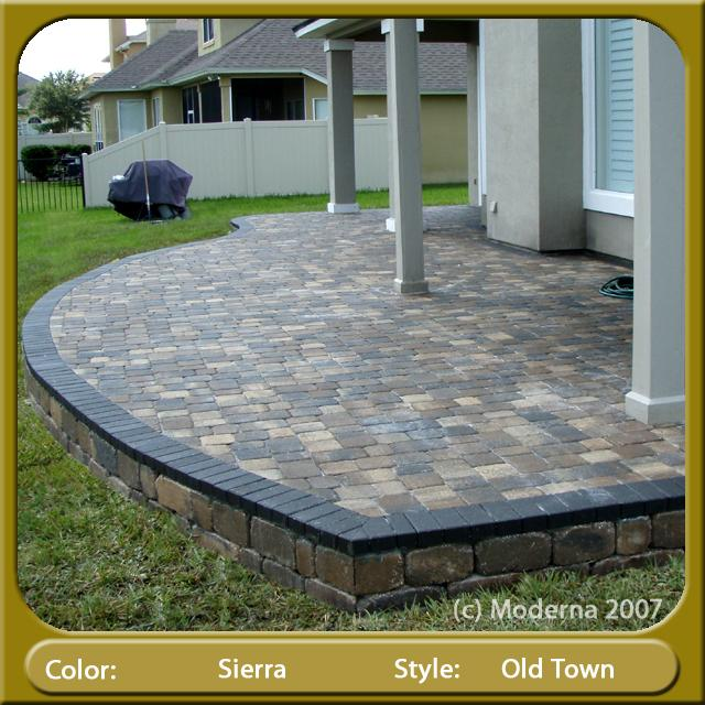 how to build a raised paver patio patio design ideas