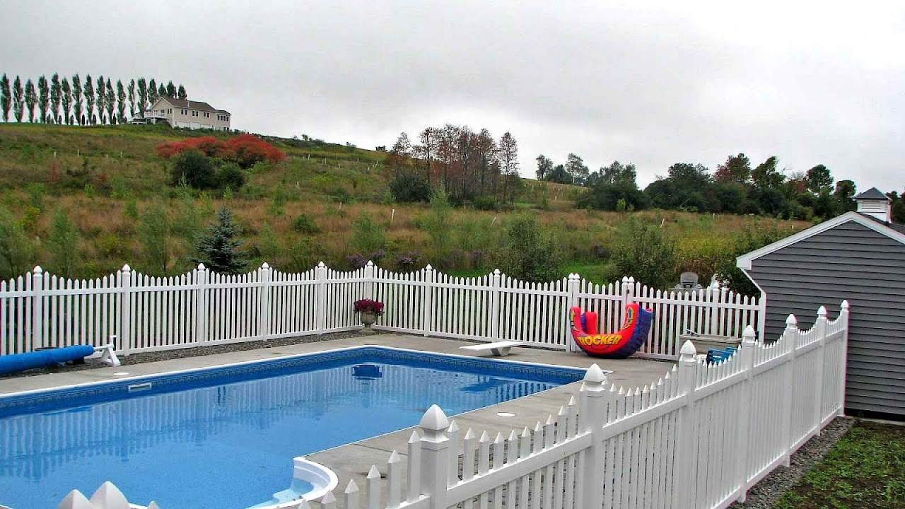 Pool Fences For Inground Pools - Fence Choices