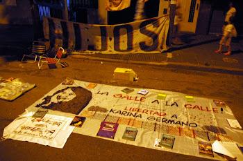 Actividad a res años de la desaparición de Luciano Arruga