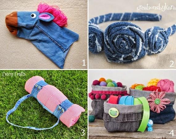 Idee Creative Cucito : Riciclo creativo craft and fun cucito creativo idee per