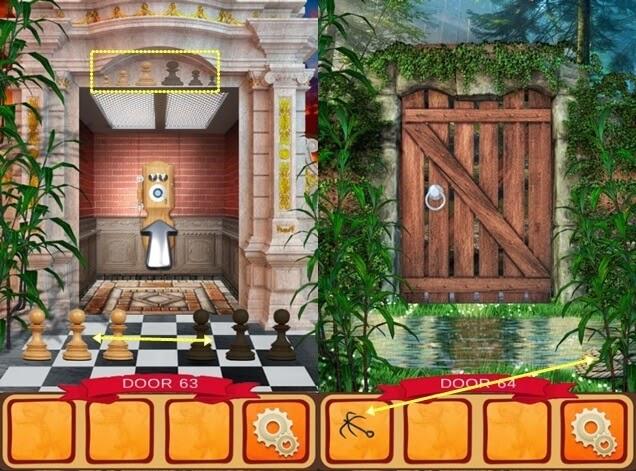 100 doors world of history level 61 62 63 64 65 answers for 100 doors door 62