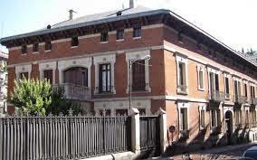 Palacio de Santa Barbara. Madrid