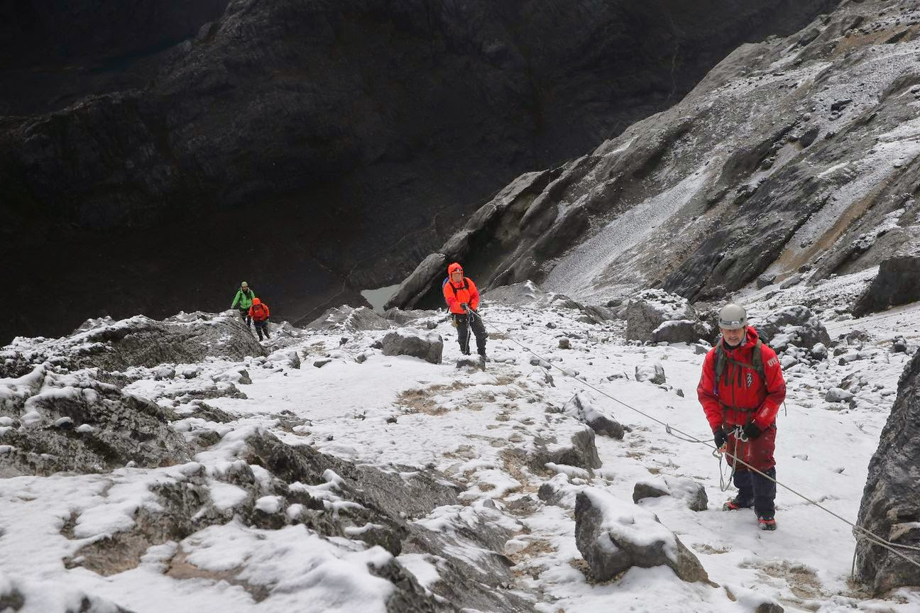 carstensz expedition 2014