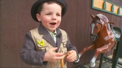 Budak usia 4 tahun adalah Datuk Bandar baru