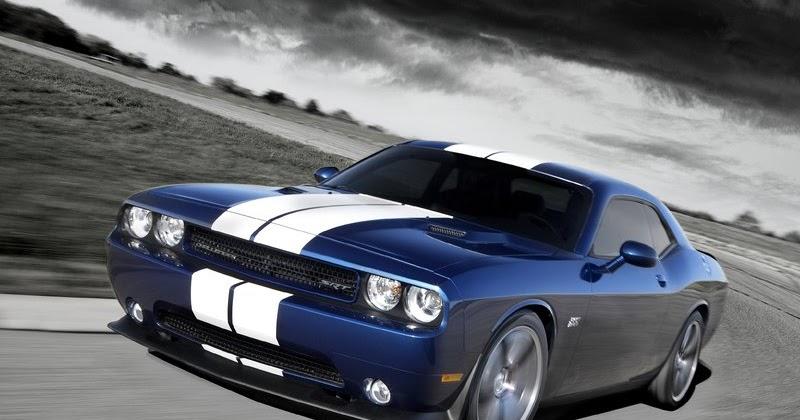 Dodge planeja última versão do Challenger com 600 cv de