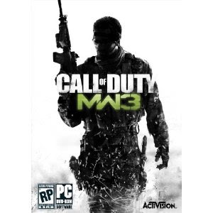 MW3 box art for the PC