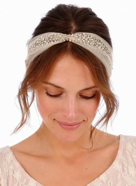 headband para novias